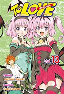 To Love Trouble Edition simple Tome 13