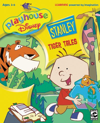 Disney Playhouse Stanley Tiger Tales Adventure - PC-0Stanley Playhouse Disney