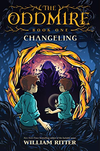 The Oddmire, Book 1: Changeling (English Edition)