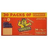Pom-Bear Original Potato Snacks 30 x 15g (Pack of 15g)