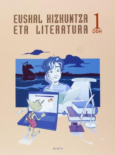 DBH 1 Euskal Hizkuntza eta Literatura - 9788497467261