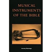 Musical Instruments of the Bible (English Edition)