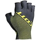 Scott RC Team Fahrrad Handschuhe kurz schwarz/gelb 2018: Größe: M (9)