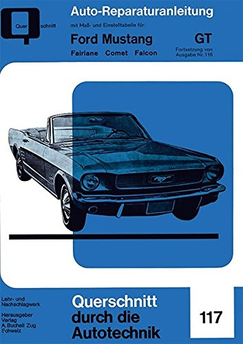 ford-mustang-gt-band-2-fairlane-comet-falcon-reparaturanleitungen