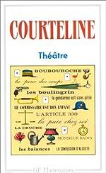Théâtre de Georges Courteline