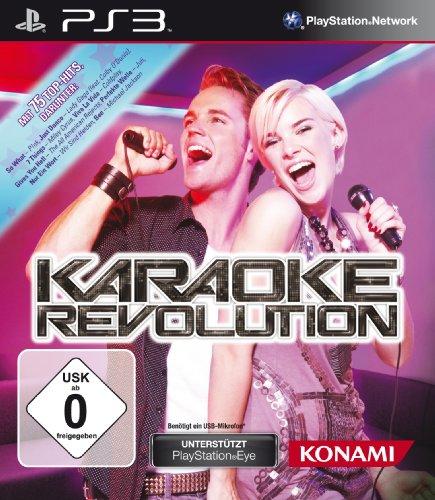 Karaoke Revolution (Playstation 3 Revolution Für Karaoke)