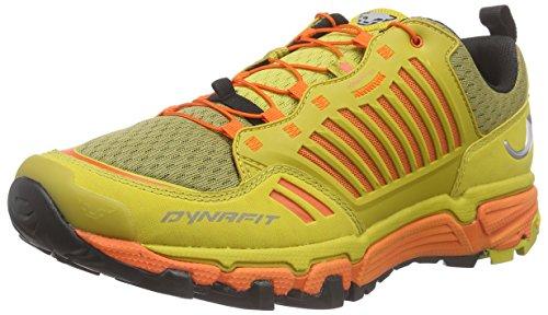 DynafitMS FELINE ULTRA - Scarpe da Trail Running Uomo , Giallo (Gelb (Jericho 7894)), 40