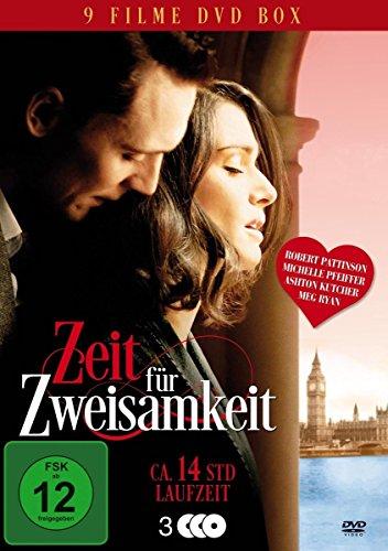 Zeit für Zweisamkeit - 9 Filme auf 3 DVDs - Deep Blue Sea, Guilty Hearts, The Answer Man & 6 weitere
