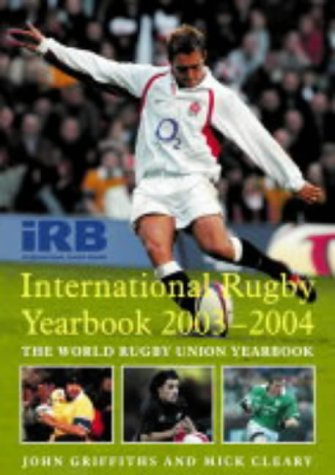 IRB International Rugby Yearbook 2003/2004 por Mick Cleary