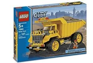 Lego City 7344 Truck