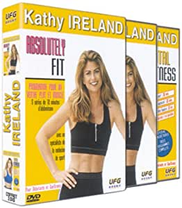 Coffret Kathy Ireland 2 DVD : Total Fitness /  Absolutely Fitness