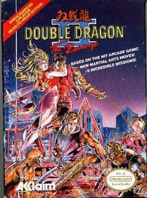 Double Dragon II: The Revenge - Nintendo NES (Renewed)