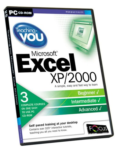 Teaching-you MS Excel XP & 2000 Test