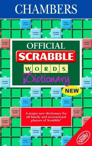Official Scrabble Words by C Schwarz (1-Aug-2000) Paperback