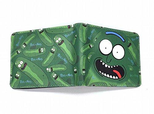 Rick y Morty la cartera , la salmuera Rick