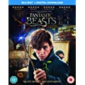 Fantastic Beasts and Where To Find Them [Includes Digital Download] [Blu-ray] [2016]