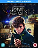 DVD - Fantastic Beasts and Where To Find Them [Includes Digital Download] [Blu-ray] [2016]
