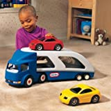 Little Tikes 9006696 - Bisarca Con 2 Auto