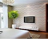 3d dreidimensionale relief moderne einfach aus tapete hing gestreiften sofa im wohnzimmer tapezieren, orange-rosa