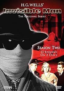 Invisible Man: Season 2 [DVD] [1958] [Region 1] [US Import] [NTSC]