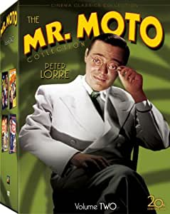 Mr Moto Collection 2 [Import USA Zone 1]