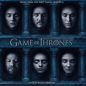 Game of Thrones (Music from the Hbo® Series - Season 6) (vinyle noir)
