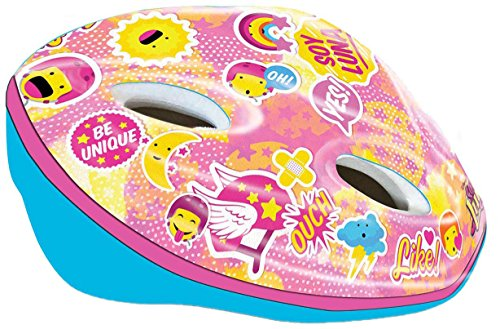 Soy Luna Cartoons Casco cartoons easy taglia 52/56 s/m