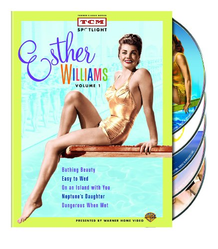 Bild von TCM Spotlight: Esther Williams, Volume One (Bathing Beauty / Easy to Wed / On an Island with You / Neptune's Daughter / Dangerous When Wet)