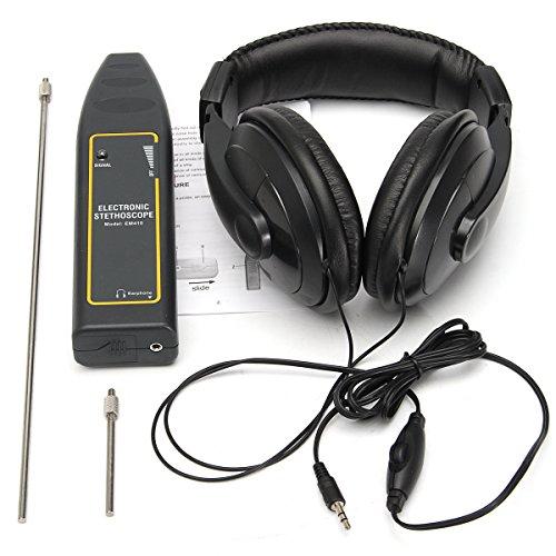 Tutoy Electrónica Estetoscopio Auricular Detector
