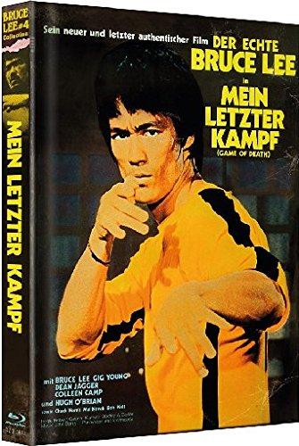 Bruce Lee - Mein letzter Kampf - Mediabook (+ DVD) [Blu-ray] [Limited Edition]