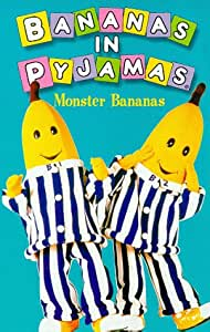 Bananas in Pyjamas 5: Monster Bananas [VHS]: Tony Tilse