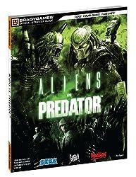 Aliens vs. Predator Official Strategy Guide (Official Strategy Guides (Bradygames)) by BradyGames (2010-02-28)