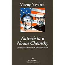 Entrevista a Noam Chomsky: La situación política en Estados Unidos (Argumentos)