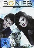 Bones - Season Six [6 DVDs]