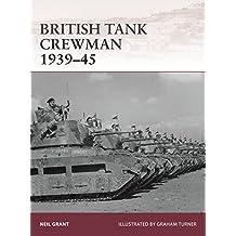 WARRIOR     BRITISH TANK CREWM