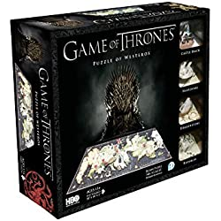 Puzzle 4D Game of Thrones di Westeros - 4D Cityscape