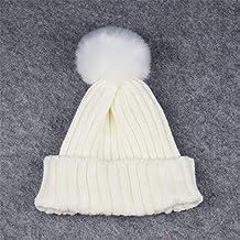 b55ad90abd694 Easy Go Shopping Sombrero de Punto para niños Gorro con Orejeras para niños  pequeños