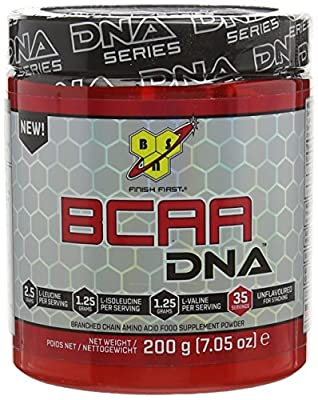 BSN DNA BCAA Powder, 200 g from GLANBIA PERFORMANCE NUTRITION