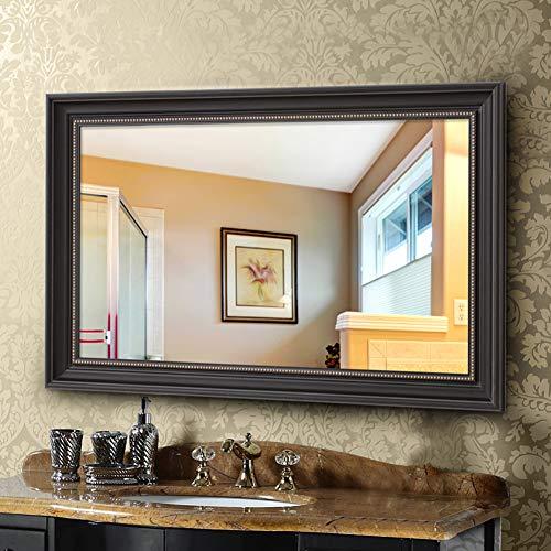 Espejo de Pared Rectangular Espejo de baño - Espejo Decorativo...