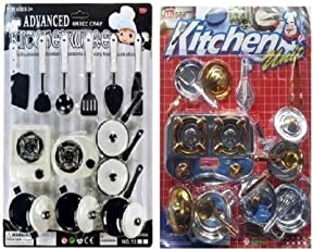 Shop & Shoppee Kitchen Playset for Kids