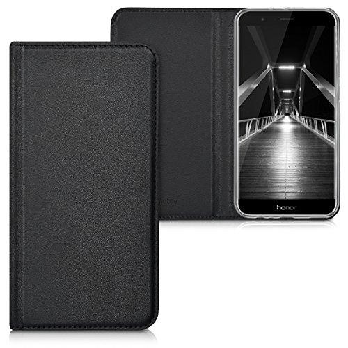 kwmobile Huawei Honor 8 Pro Hülle - Kunstleder Handy Schutzhülle - Flip Cover Case für Huawei Honor 8 Pro