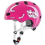 Uvex, Casco da ciclismo Bambini Dirtbike Skate, Rosa (Scary Pink), 51-55 cm