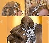 Babeyond the Great Gatsby Inspired Art Deco Wedding Tiara Headpiece Headband Bild 4
