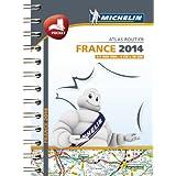 Mini Atlas France 2014 Michelin