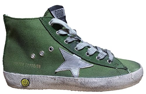 golden-goose-deluxe-brand-sneakers-francy-salvia-canvas-stella-argento