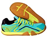 Li-Ning Men's Xylo Non Markingblue and Black Badminton Court Shoes (9)