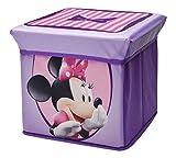 Minnie Mouse faltbarer Sitzhocker (Lila)