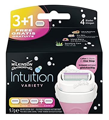 Wilkinson Sword Intuition Summer