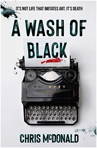 A Wash of Black (DI Erika Piper Book 1) by [McDonald, Chris]