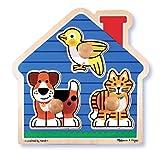 Melissa & Doug Pets House Pets Large Wooden - Best Reviews Guide